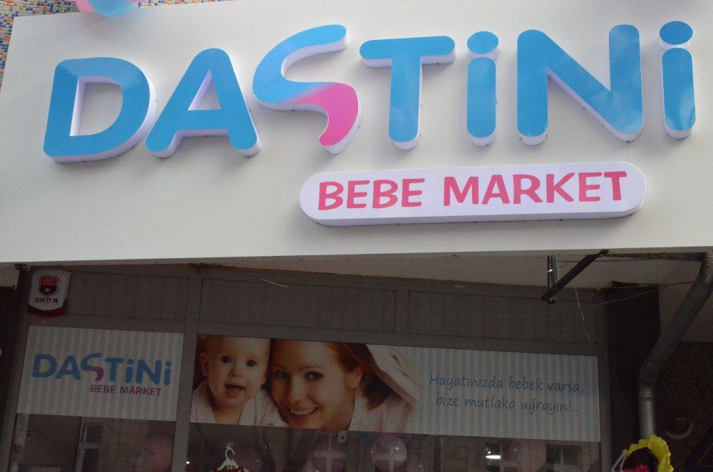 Dastini Bebe Mağazası İle İndirim Anlaşması